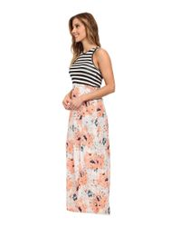 Hurley - Multicolor Simone Tank Maxi Dress - Lyst