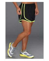 """Nike Black Dri-fit™ Tempo Track 3.5"""" Short"""