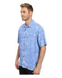 Tommy Bahama   Blue Napoli S/s for Men   Lyst