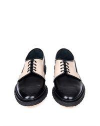 Adieu - Black Type 27 Bi-Color Leather Brogues for Men - Lyst