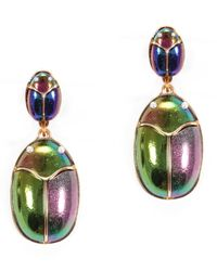 Lulu Frost | Multicolor Nomadic Hologram Earrings | Lyst
