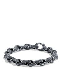 David Yurman - Metallic Armory Figure-eight Large Link Bracelet for Men - Lyst