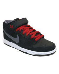 8c96744677c Lyst - Nike Sb Dunk Mid Pro