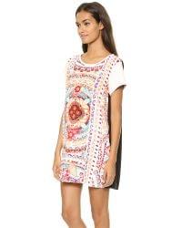 MINKPINK Multicolor Kombi Love Dress Multi