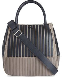 Anya Hindmarch - Black Belvedere Circus Tote - Lyst
