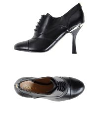 Guess | Black Lace-up Shoes | Lyst