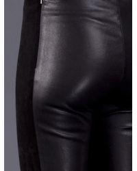 The Row - Black 'spetto' Legging - Lyst