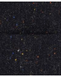 2nd Day Blue Navy Boucle Wool Speckled Remi Blazer