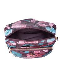 Tumi | Purple Voyageur - Leeds Backpack | Lyst