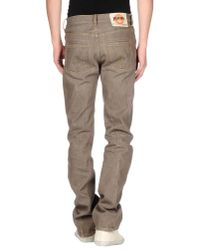 Jeans Michiko Koshino | Brown Denim Pants for Men | Lyst