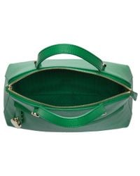 Furla - Green Piper Medium Dome - Lyst