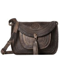 Patricia Nash - Gray Beaumont Flap - Lyst