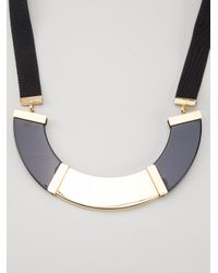 Marni | Black Resin Necklace | Lyst