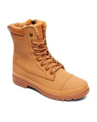 DC Shoes Natural Winter Boots