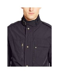 Ralph Lauren Black Label | Blue Slim-fit Steering Jacket for Men | Lyst