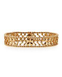 Roberto Coin - Metallic 18k Rose Gold Butterfly Bracelet - Lyst