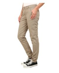 RVCA - Natural Uplanded Pants - Lyst