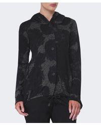 Rundholz   Black Hooded Sports Jacket   Lyst