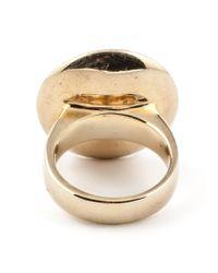 Kelly Wearstler - Metallic 'holmby' Ring - Lyst