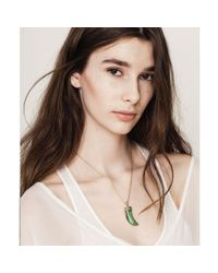 Jenny Bird | Green Wildland Necklace - Small | Lyst
