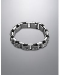 David Yurman - Metallic Waves Large Link Bracelet for Men - Lyst