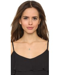 Ginette NY - Pink Fallen Sky Single Bead Necklace - Lyst