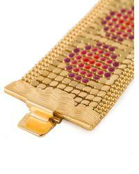Gas Bijoux | Metallic Papyrus Bracelet | Lyst