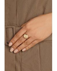 Scosha - Metallic 10-Karat Gold, Ruby And Turquoise Ring - Lyst