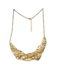 Rose Pierre | Metallic Chandelier Collar Necklace | Lyst