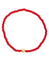 Luis Morais | Red Root Chakra Beaded Bracelet | Lyst