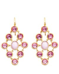 Astley Clarke | Purple Amethyst Lydian Chandelier Earrings | Lyst