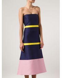 ROKSANDA Blue 'irvina' Dress