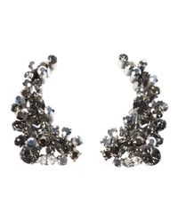 Dorothee Schumacher | Metallic Crystal Edge Ear Cuff | Lyst
