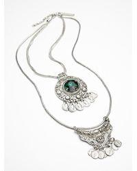 GOLDBARR | Metallic Isla Mujeres Necklace | Lyst