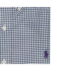 Polo Ralph Lauren - Green Shirt for Men - Lyst