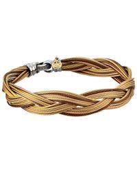 Alor | Yellow Bracelet - Classique - 04-59-S588-00 | Lyst