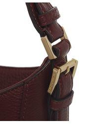 MICHAEL Michael Kors   Purple Bedford Belted Shoulder Bag   Lyst