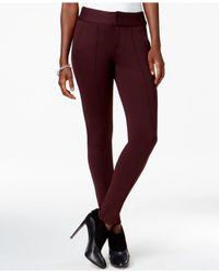 Miraclesuit | Purple Shaping Ponte Pants | Lyst