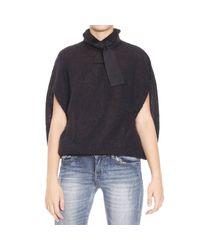 Emporio Armani - Black Giorgio Armani Women's Sweater - Lyst