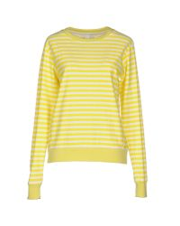De'Hart | Yellow Sweatshirt | Lyst