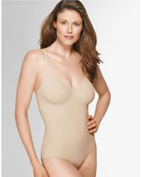 Wacoal | Natural Try A Little Slenderness All In One Body Briefer | Lyst