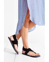 Sanuk | Black Yoga Sling 2 Sandal | Lyst