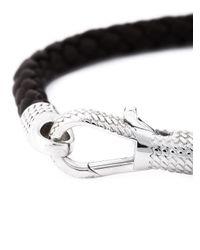Tateossian   Brown 'Ziggy' Bracelet for Men   Lyst