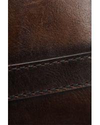 Frye | Brown Oliver Bi-fold for Men | Lyst
