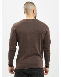Only & Sons Männer Pullover onsGarson in Brown für Herren