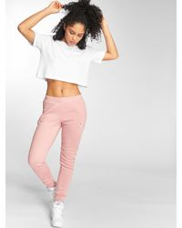 Reebok Pink Frauen Jogginghose F Franchise