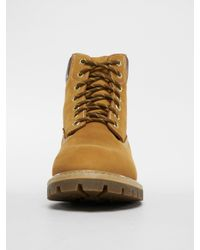 Dickies Brown Frauen Boots Asheville