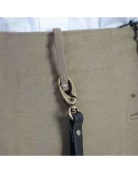 Incotex - Multicolor Beige Japan Cotton Trousers for Men - Lyst