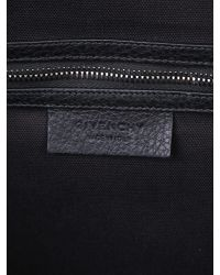 Givenchy Black Nightingale M Leather Bag