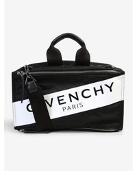 Borsa Pandora di nylon di Givenchy in Black da Uomo